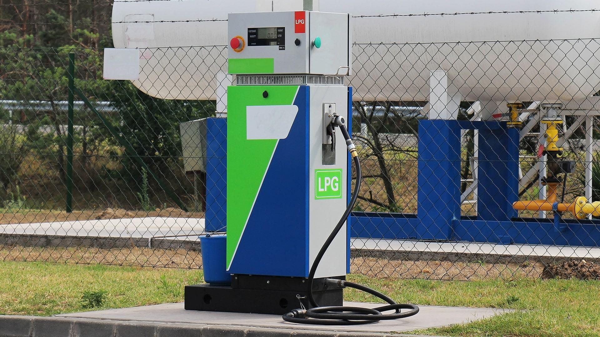 LPG CONVERSION KIT CNG CONVERSION KITS | ENERGIA ITALY | ECONOVA